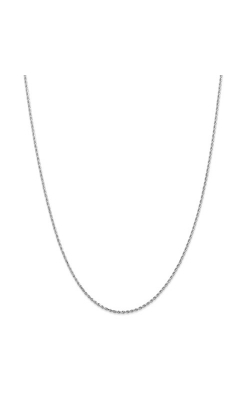 Albert's Chains 14k Gold Chains Necklace ROPE15-18 product image