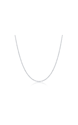 Albert's Sterling Silver 24 in .9m Cable Chain product image