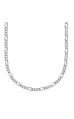 Albert's Chains Sterling Siver Chains Necklace QFG120-18 product image
