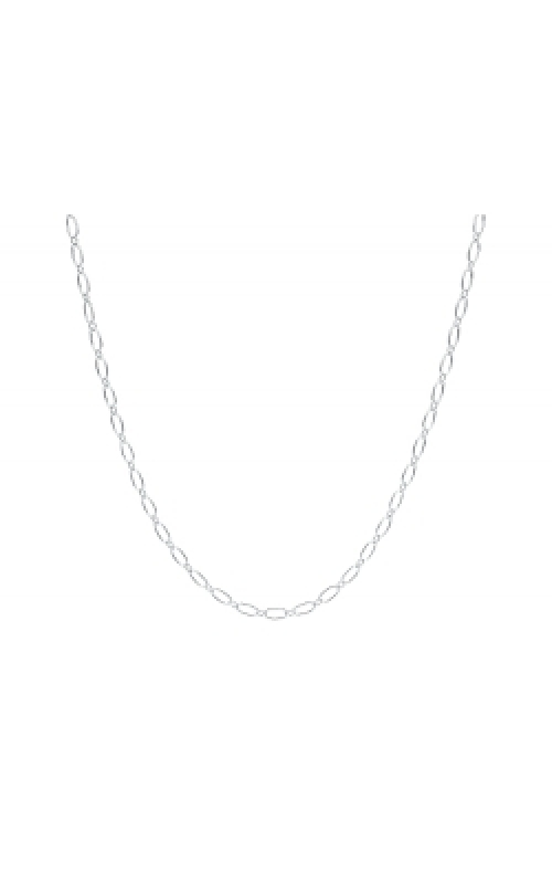 Albert's Chains Sterling Siver Chains Necklace QFC92-18 product image