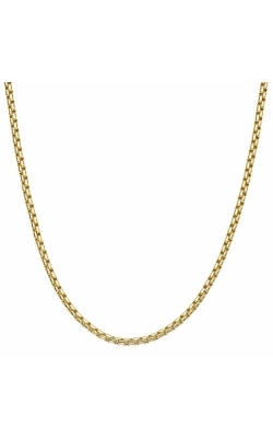Albert's Chains 14k Gold Chains Necklace BOX125-18 product image