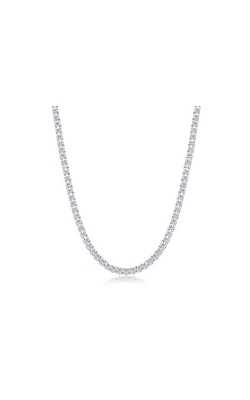 Albert's Sterling Silver 17+2 Adjustable 3mm Link Chain product image