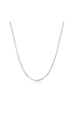 Albert's Sterling Silver 16 in 1.1mm Venetian Box Chain product image