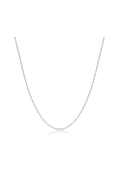 Albert's Sterling Silver 20 in 1.5mm Venetian Box Chain product image