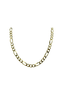 Albert's 10k Yellow Gold 24 In 5.35mm Figaro Chain product image