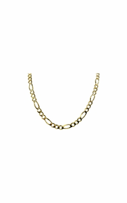 Albert's 10k Yellow Gold 24 In 4.5mm Figaro Chain product image