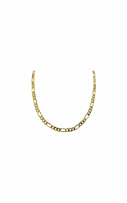 Albert's 10k Yellow Gold 24 In 2.8mm Figaro Chain product image