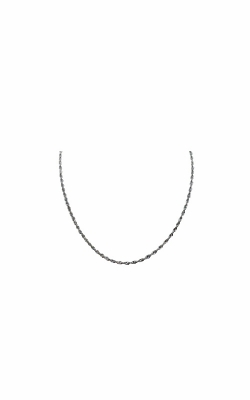 Albert's 14k White Gold 16 in Rope Chain product image