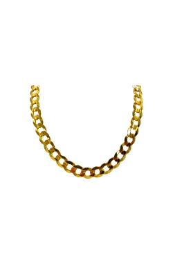 Albert's 14k Yellow Gold 24 In 7.8mm Curb Chains product image