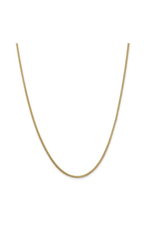 Albert's Chains 14k Gold Chains Necklace FRANCO13-18 product image