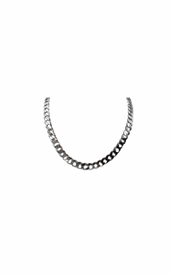 Albert's Sterling Silver 20 In 6.2mm Cuban Chain product image