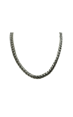 Albert's Sterling Silver 22 In 5mm Diamond Cut Franco Chain product image