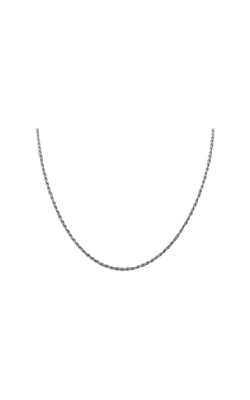 Albert's Sterling Silver 24 In 1.4mm Rope Chain product image