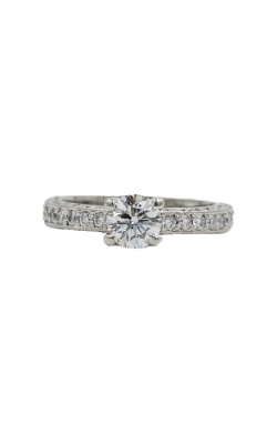 Tacori Platinum & 1.01ct E SI2 Diamond Engagement Ring product image