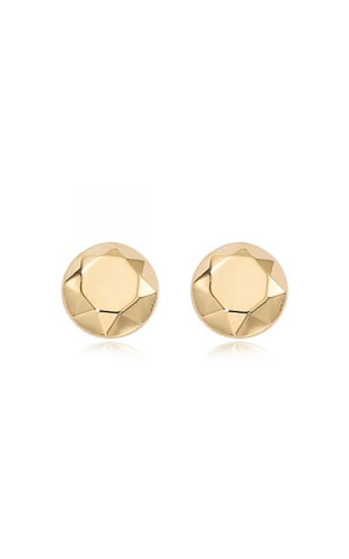 14k Yellow Gold Ball Earrings product image