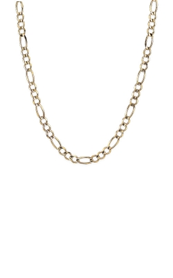 Albert's 10k Yellow Gold 18in Figaro Chain 100RFIG-18 product image