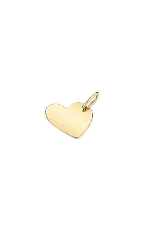 Albert's 14k Yellow Gold Heart Charm 2112140004Y product image