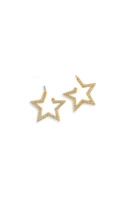 Albert's 10k 1/4ctw Diamond Star Earrings 2227110250Y product image