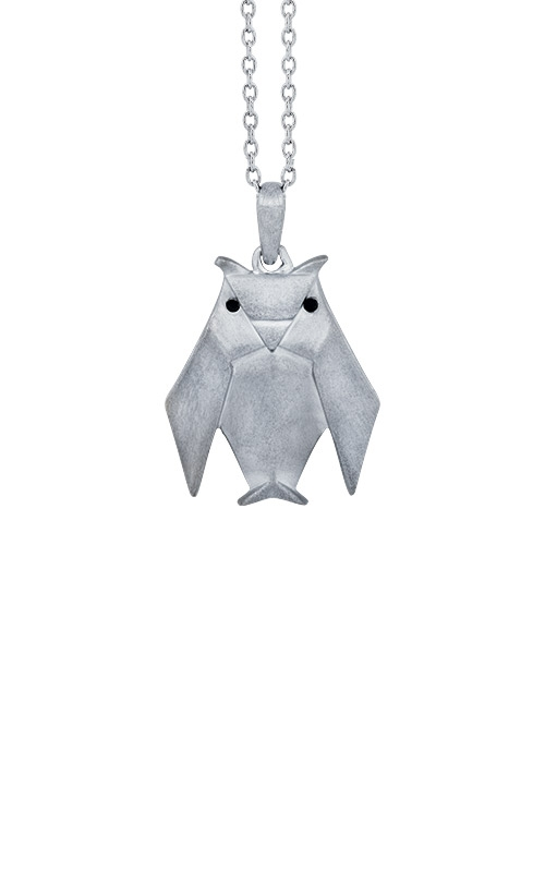 Albert's Sterling Silver Origami Owl Pendant 2456230017W product image