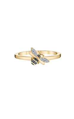 Albert's 10k Yellow Gold Bee Ring 2540600020Y product image