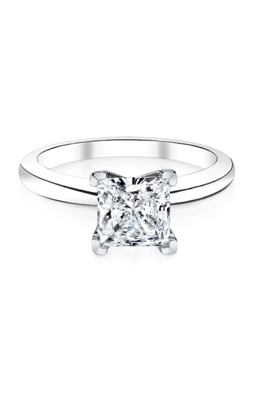 Alberts Engagement Ring SOLPC-40P-W product image