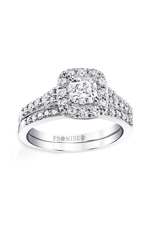 Alberts Engagement Ring RJ263ST-100B-W product image