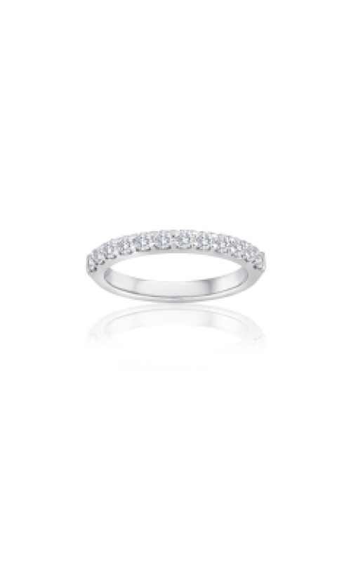 Albert's 14k White Gold 1/2ctw Diamond Wedding Band 79126D-14KW-1-2 product image