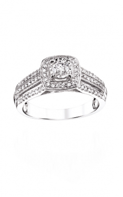 Alberts Engagement Ring 867RLA product image