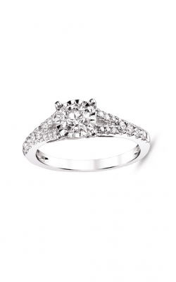 Alberts Engagement Ring 861RLA product image