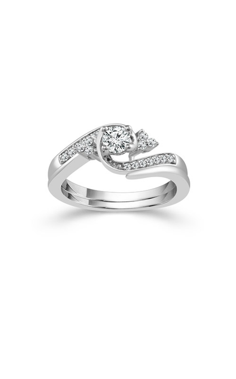 Alberts Engagement Ring RB-4937TPA45-0W product image