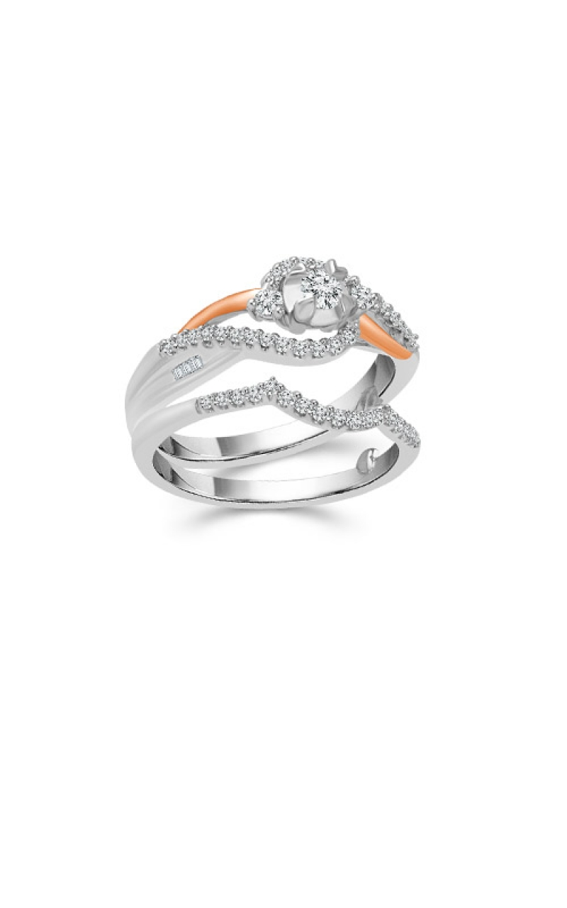 Alberts Engagement Ring RB-5223TPA56-0T product image