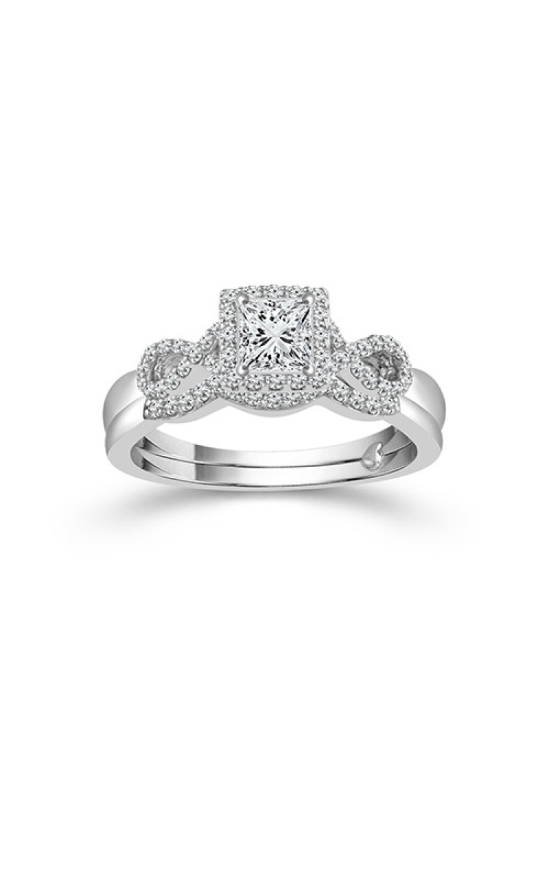 Alberts Engagement Ring RB-4953TPA56-0T product image