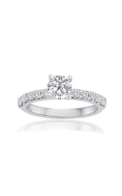 Alberts Engagement Ring 69126D-14KW-1 product image