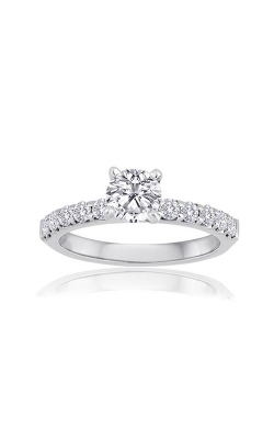 Alberts Engagement Ring 69126D-14KW-1-2 product image