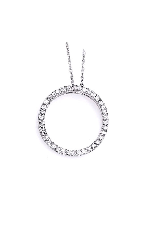 Alberts Necklace OP06A15/.50 WG product image