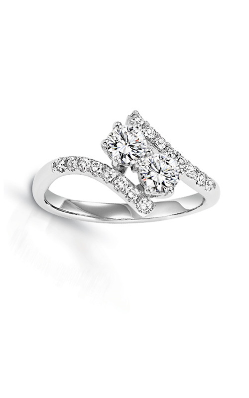 Alberts Fashion Ring TWO3001-25 product image