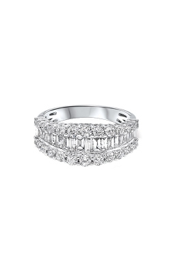 Albert's 14k White Gold 1 1/2ctw Diamond Band RG10242-4WC product image
