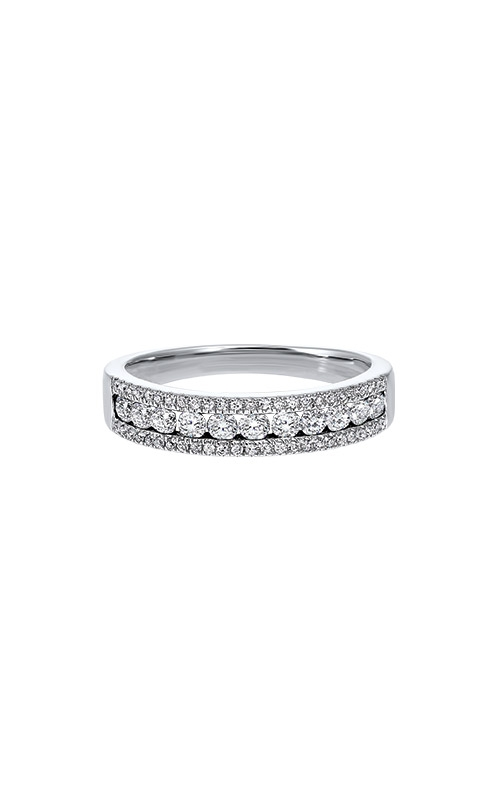Albert's 14k White Gold 1/2ctw Diamond Wedding Band RG10636-4WB product image