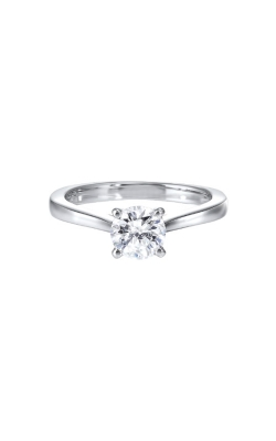 Albert's 14k White Gold 3/4ct Diamond Solitaire Engagement Ring RG10792-4WD  product image