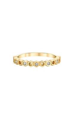 Albert's 10k Yellow Gold .10ctw Diamond Fashion Band 4214530107Y product image