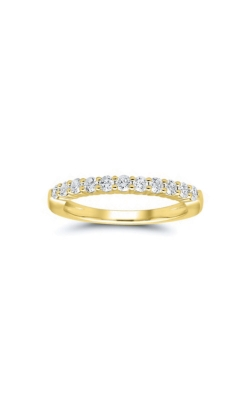 Albert's 14k Yellow Gold 1/2ctw Round Diamond Wedding Band 4215260504Y product image