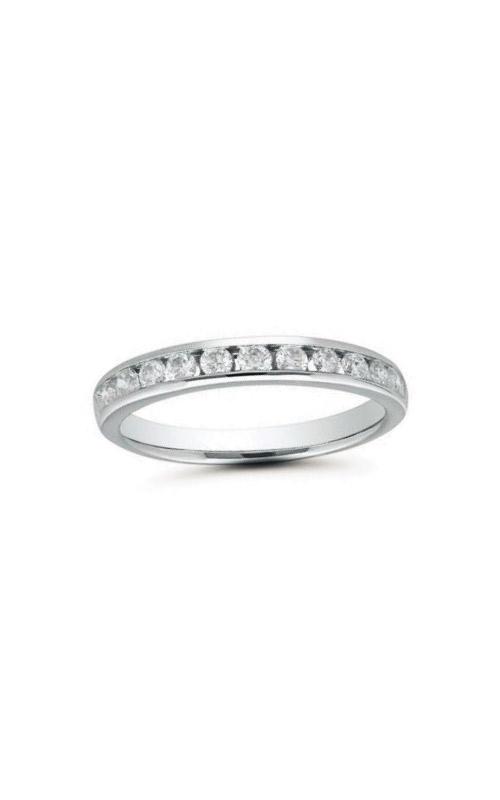 Albert's 14k White Gold 1/2ctw Diamond Wedding Band 4310620504W product image