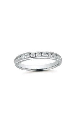 Albert's 14k White Gold 1/2ctw Diamond Wedding Band 4310620504W product image