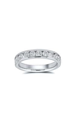 Albert's 14k White Gold 1ctw Diamond Wedding Band 4310621004W product image