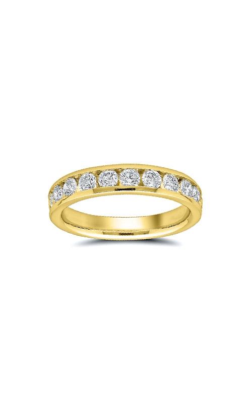 Albert's 14k Yellow Gold 1ctw Diamond Wedding Band 4310621004Y product image