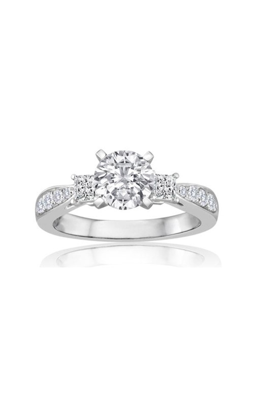 Albert's Engagement Ring 60126D-14KW-1-2 product image