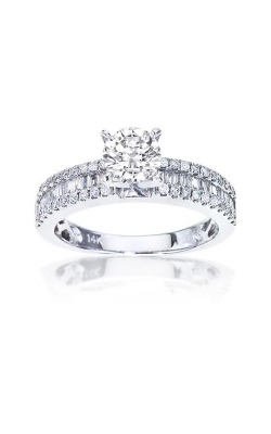 Alberts Engagement Ring 62756D-14KW-1/2 product image