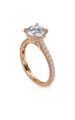 Albert's Engagement Ring 63267D-14KR-1-2 product image