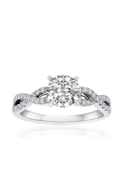 Alberts Engagement Ring 63416D-14KW-1-3 product image