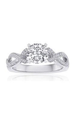 Albert's Engagement Ring 63846D-14KW-14KW-1-4 product image